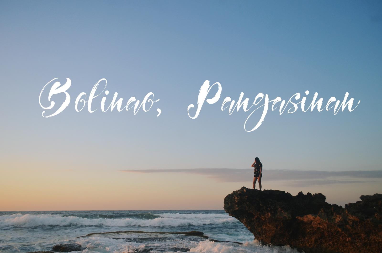 Bolinao, Pangasinan Rockview